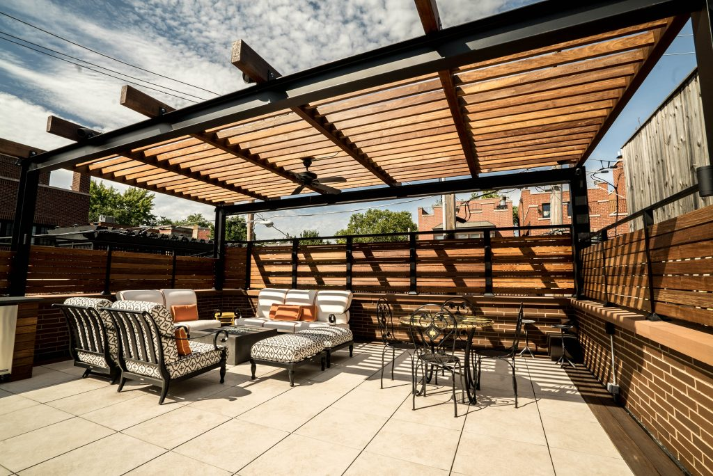 How Much Does A Roof Deck Cost Chicago Roof Deck Garden