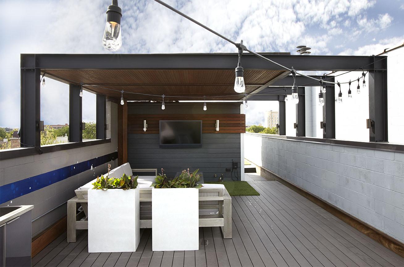 Top Deck Privacy Ideas
