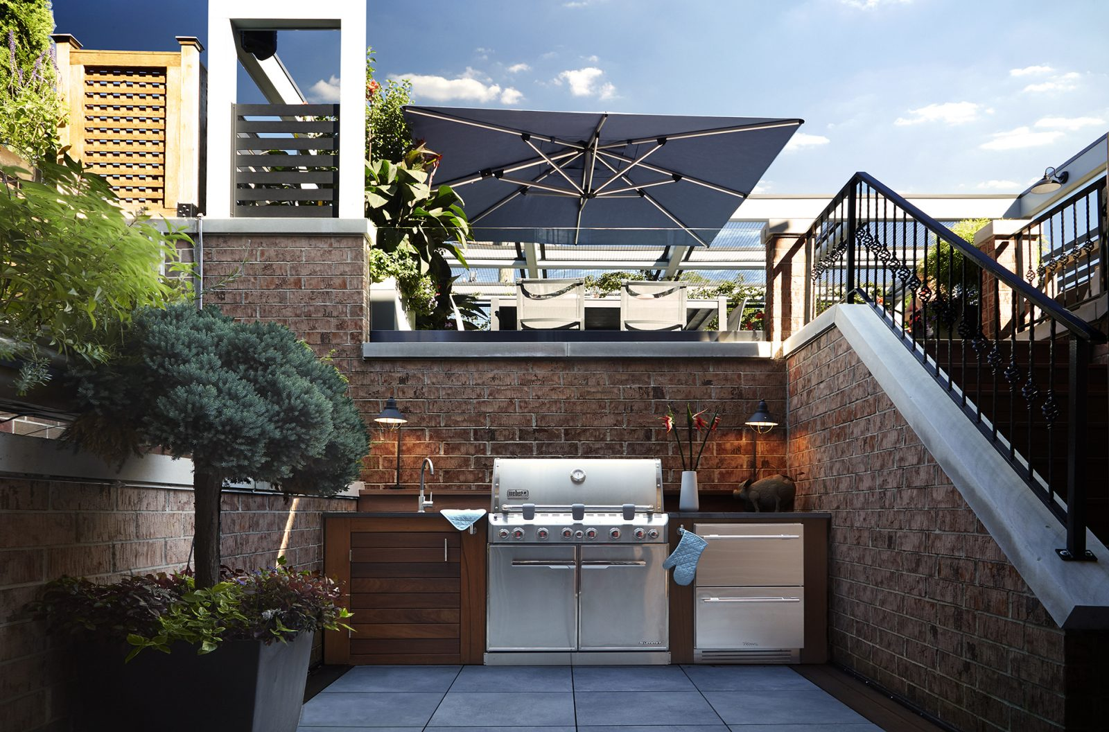 Extending The Use of Your Outdoor Space